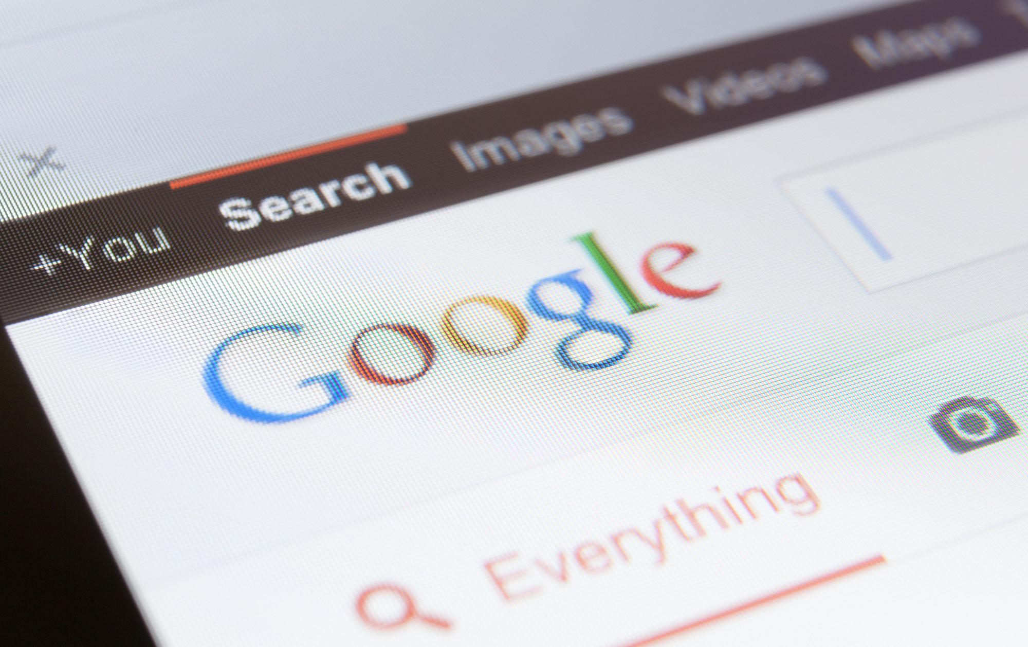 Najpopularniejsza wyszukiwarka w Polsce.