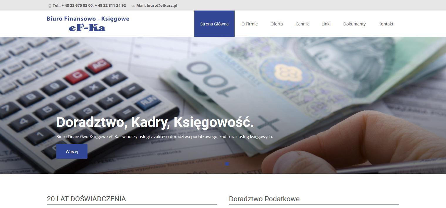 Biuro-Finansowo---Ksiegowe-eF-Ka