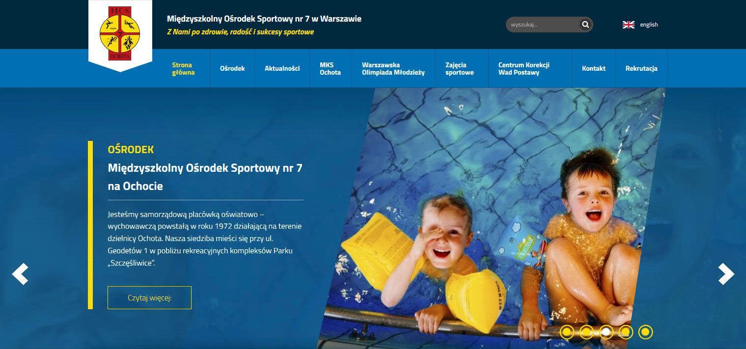 Międzyszkolny Ośrodek Sportowy nr 7 w Warszawie TOP